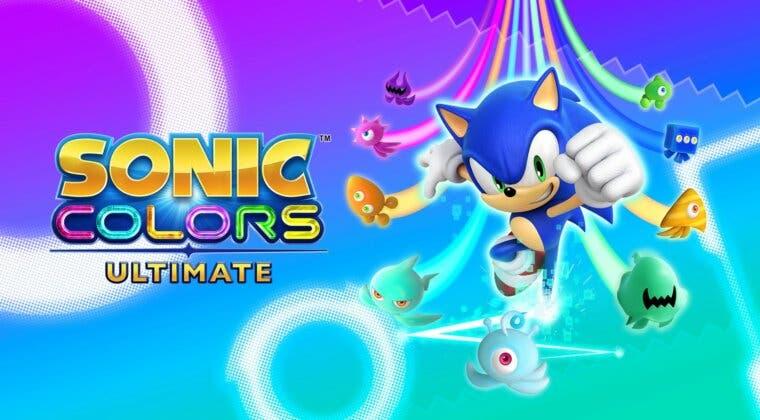 Imagen de Sonic Colors Ultimate muestra sus mejoras en el segundo tráiler oficial antes de su lanzamiento