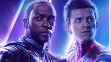 Imagen de Spider-Man estuvo a punto de hacer un cameo en Falcon y el Soldado de Invierno