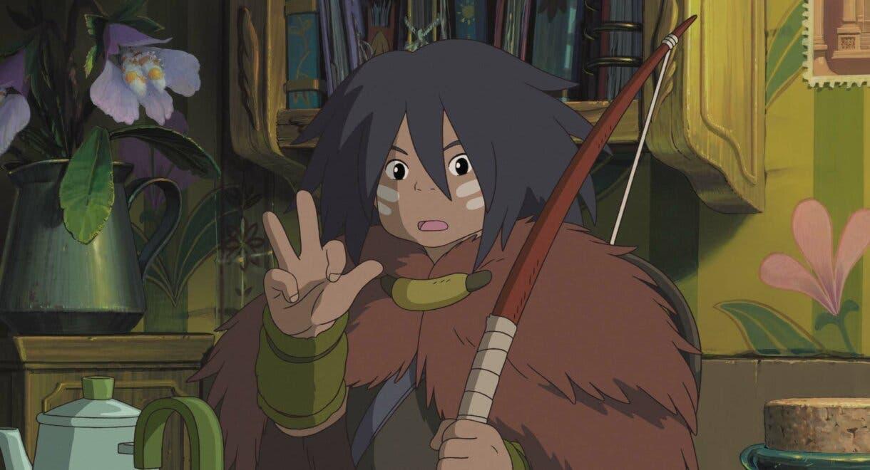 Spiller Studio Ghibli