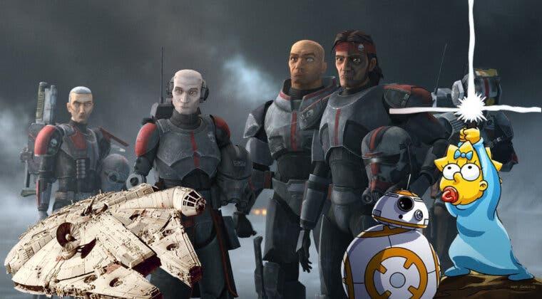 Imagen de La Remesa Mala, especial de Los Simpson... Así celebrará Disney Plus el Día de Star Wars