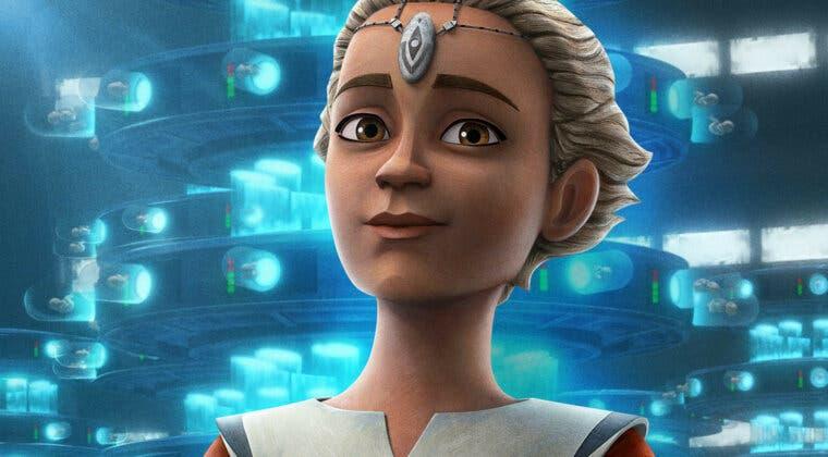 Imagen de Star Wars: La Remesa Mala: ¿Quién es la cazarrecompensas que persigue a Omega?