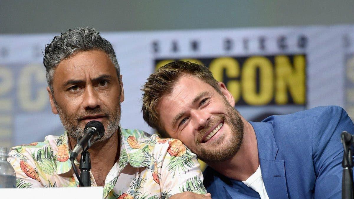 Thor: Love and thunder taika waititi
