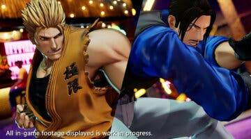 Imagen de The King of Fighters XV contará con Ryo Sakazaki y Robert García