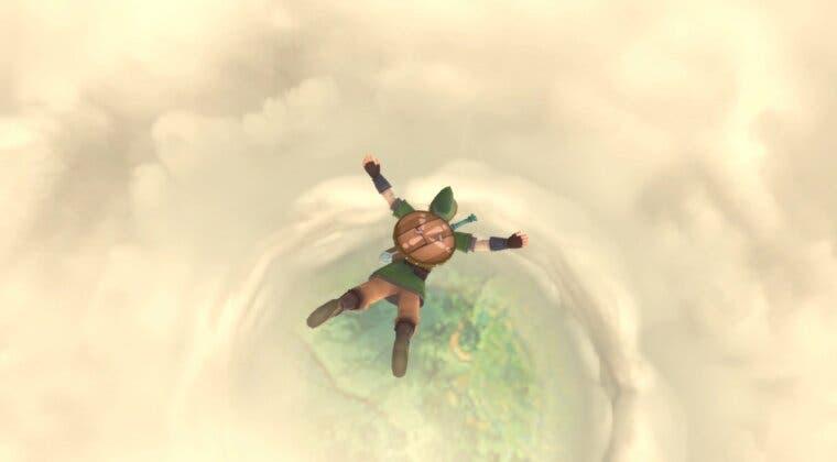 Imagen de The Legend of Zelda: Skyward Sword HD se luce en un nuevo gameplay
