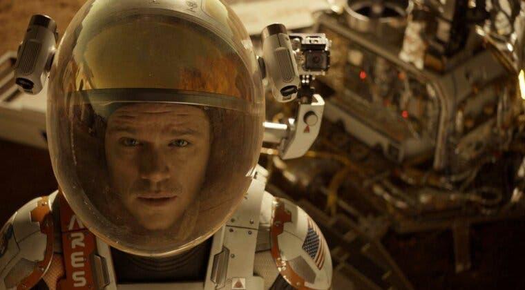 Imagen de El actor que estuvo a punto de protagonizar The Martian y que no era Matt Damon