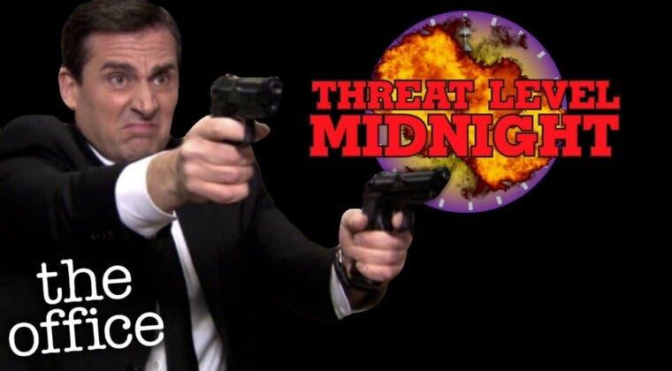 Imagen de The Office: Nivel de Amenaza Medianoche se convertirá en un cómic