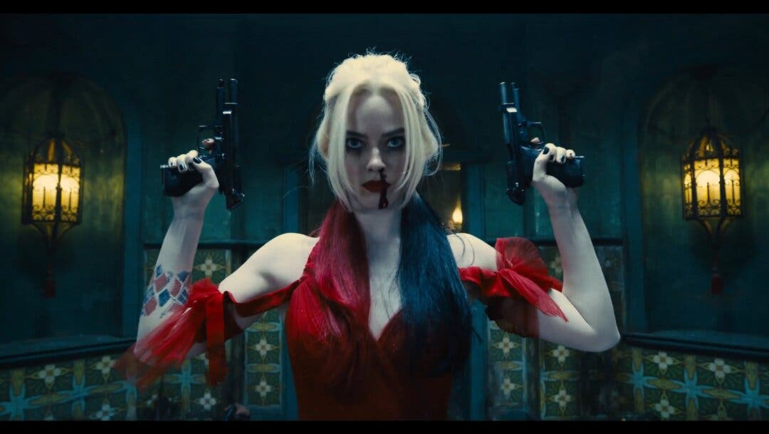 The Suicide Squad: Harley Quinn