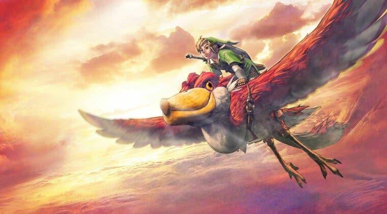 Imagen de The Legend of Zelda: Skyward Sword HD anticipa su lanzamiento con un nuevo adelanto