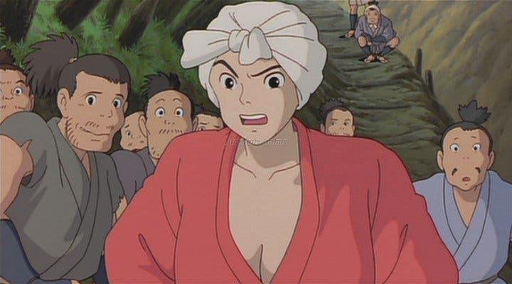 Toki Studio Ghibli