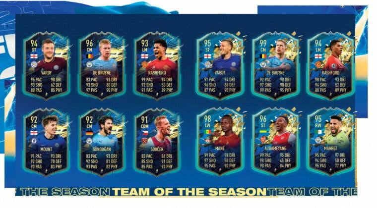 Imagen de FIFA 21: ¿Los TOTS son peores que el año pasado? ¿Por qué razón?