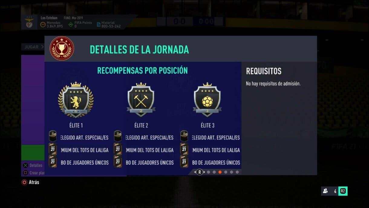 FIFA 21 Ultimate Team TOTS Liga Santander