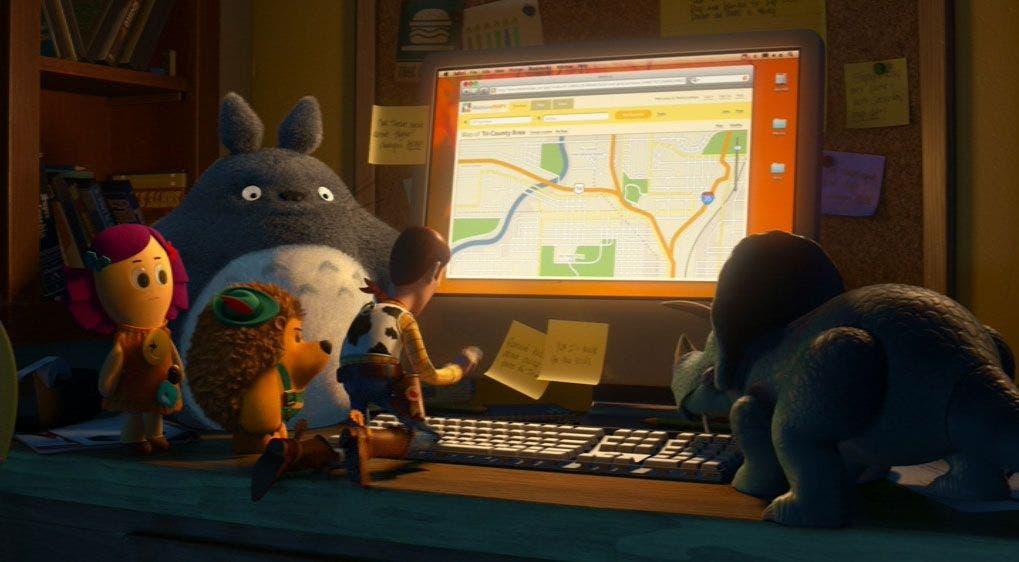 Toy Story 3 Totoro