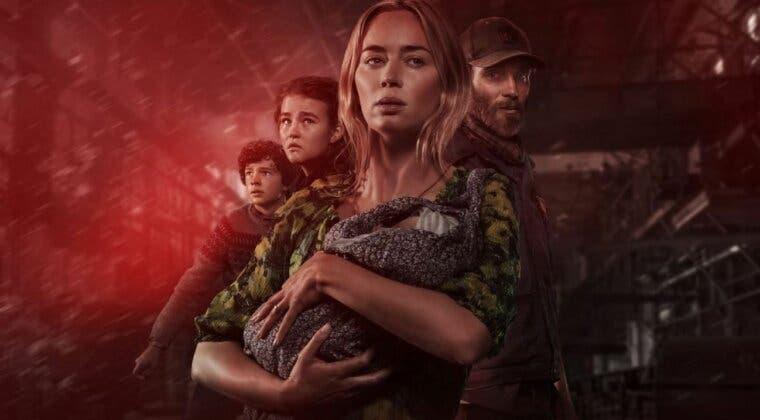 Imagen de Un Lugar Tranquilo 2 y otras tres películas interesantes para ver este finde (18 - 20 de junio 2021)