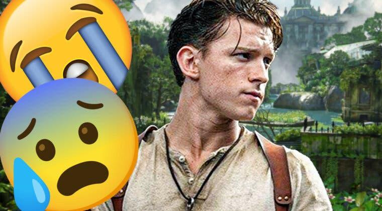 Imagen de ¿Qué pretende Sony con la película de Uncharted? Las imágenes de la película dan muy mala espina