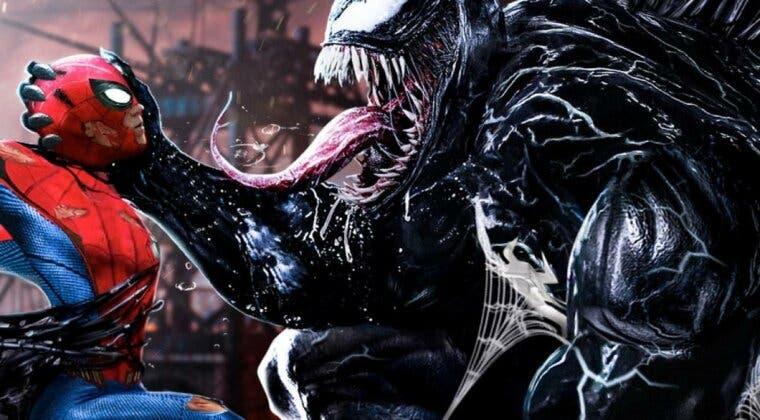 Imagen de Venom vs. Spider-Man: Sony estaría trabajando en el crossover definitivo