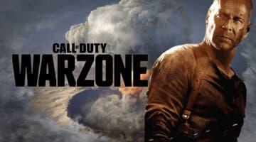 Imagen de Call of Duty: Warzone anticipa un nuevo crossover con Jungla de Cristal con un extraño teaser