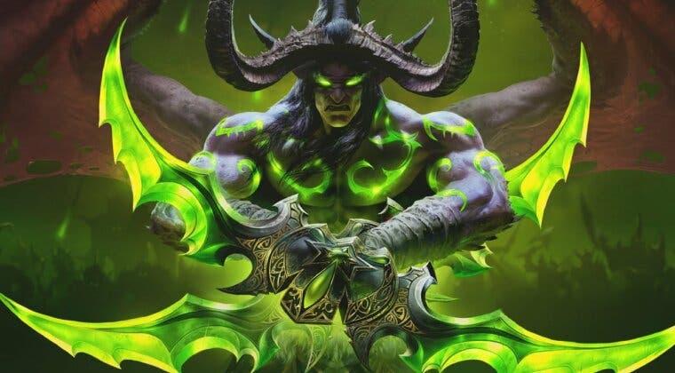 Imagen de World of Warcraft: The Burning Crusade Classic ha filtrado su fecha de lanzamiento