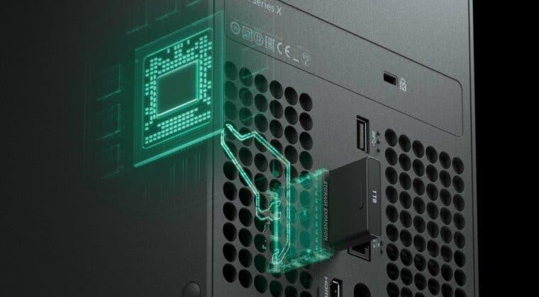 Imagen de ¿Vale la pena la tarjeta de expansión para Xbox Series X|S? Resolvemos todas tus dudas