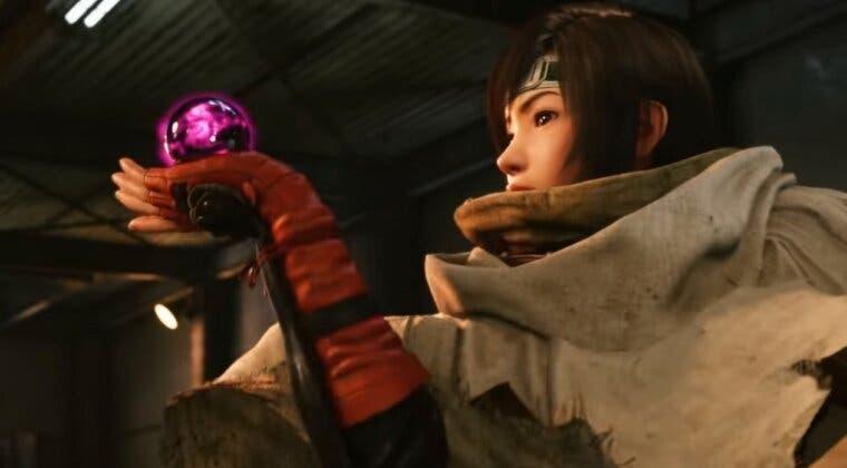 Imagen de Final Fantasy VII Remake: Episode INTERmission nos deja un nuevo gameplay con las habilidades de Yuffie