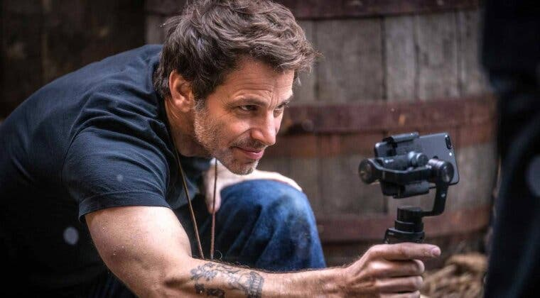 Imagen de Zack Snyder asegura que Warner Bros. 'le torturó' durante el rodaje de su versión de Liga de la Justicia