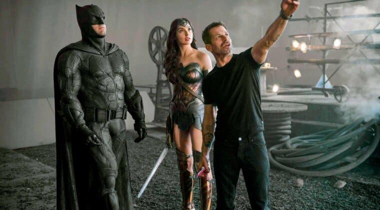Imagen de Zack Snyder, más lejos que nunca de Warner Bros tras su versión de La liga de la Justicia