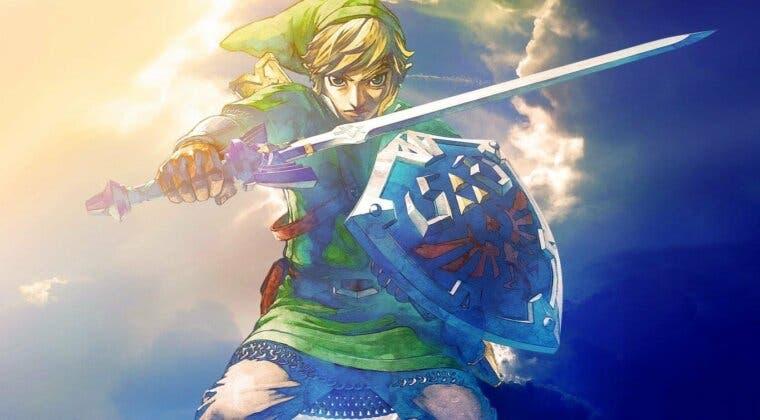 Imagen de El día en que me enamoré de The Legend of Zelda: Skyward Sword