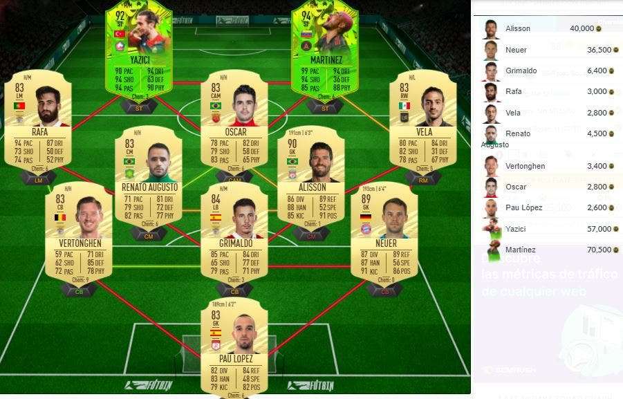 FIFA 21 Player Pick Icono Prime Moments Países Bajos Holanda Francia Argentina
