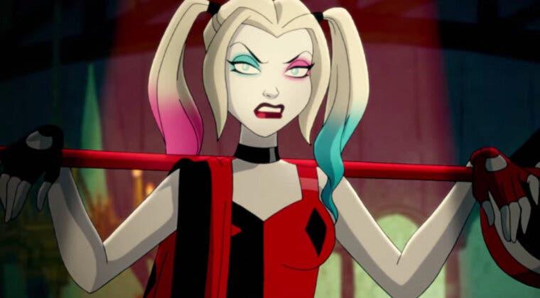 Imagen de El motivo por el que DC ha eliminado esta picante escena sexual entre Batman y Catwoman en la serie de Harley Quinn