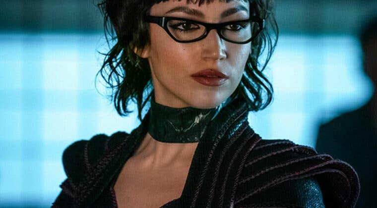 Imagen de Snake Eyes: El Origen - La espectacular transformación de Úrsula Corberó en La Baronesa, resumida en un vídeo