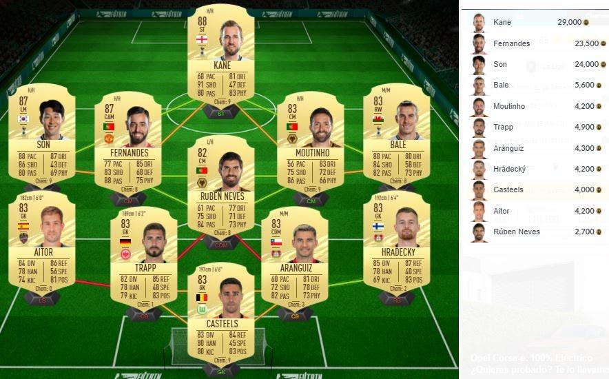 FIFA 21 Ultimate Team SBC Rakitic Flashback
