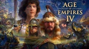Imagen de Age of Empires IV reaparece y nos deja con fecha de lanzamiento y un prometedor gameplay