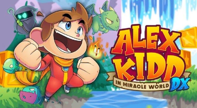 Imagen de Análisis Alex Kidd in Miracle World DX: El príncipe vuelve cargado de nostalgia