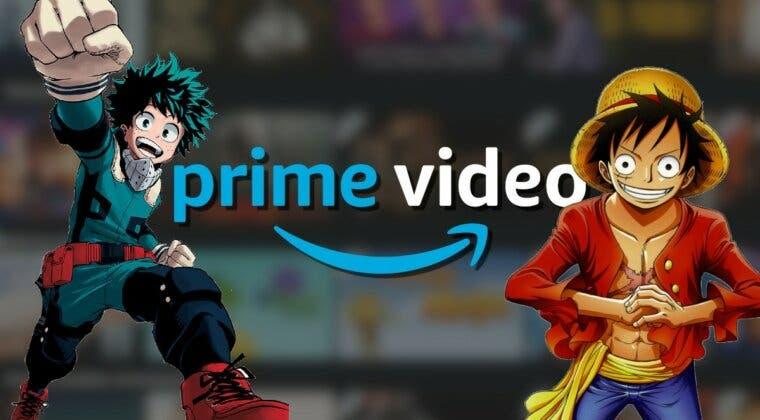 Imagen de Las películas de My Hero Academia, One Piece y Steins; Gate ya están disponibles en Prime Video