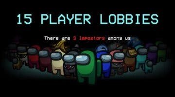 Imagen de Among Us pone fecha a su actualización para hasta 15 jugadores