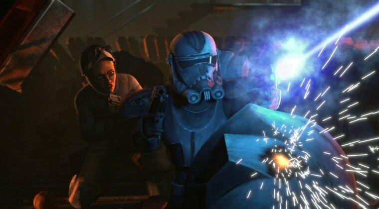 Imagen de Star Wars: La Remesa Mala estrena su alucinante tráiler de mitad de temporada