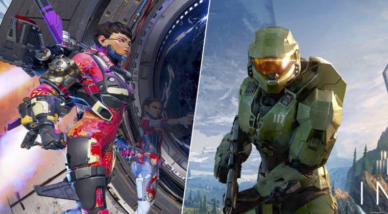 Imagen de Los jugadores de Apex Legends piden esta preciada característica del multijugador de Halo Infinite