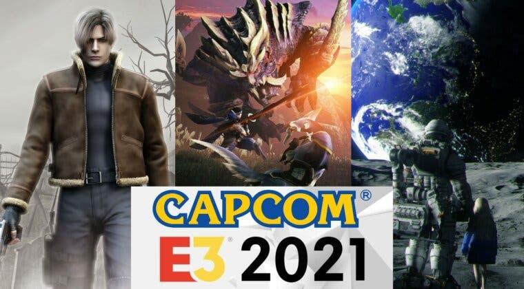 Imagen de ¿Qué esperamos de Capcom en el E3 2021?; fecha y hora de la conferencia