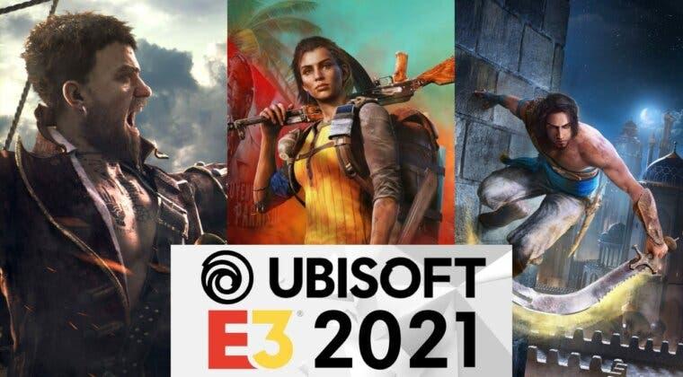 Imagen de ¿Qué esperamos de Ubisoft en el E3 2021?; fecha y hora para la conferencia