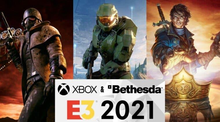 Imagen de ¿Qué esperamos de Xbox y Bethesda en el E3 2021?; fecha y hora para la conferencia