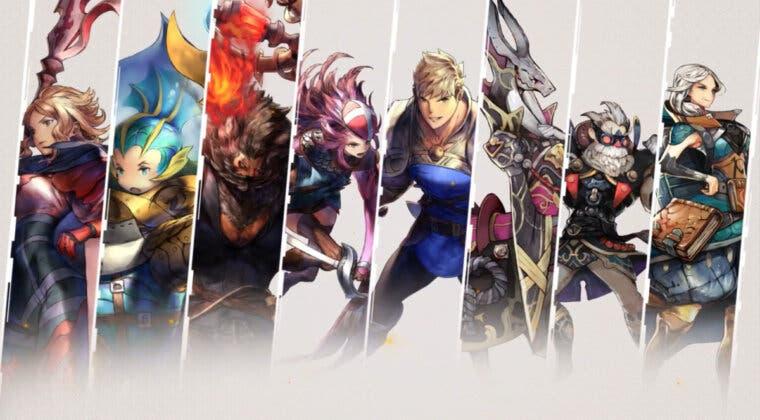 Imagen de De los creadores de Super Neptunia RPG y varios miembros de Final Fantasy; Astria Ascending fecha su lanzamiento