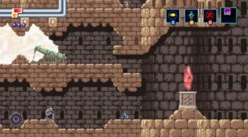 Imagen de Thomas Happ Games desvela que Axiom Verge 2 llegará este verano a PS5 y PS4