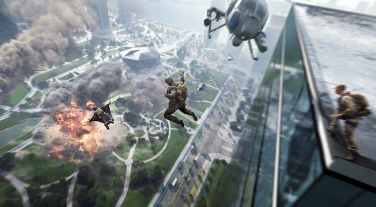 Imagen de Battlefield 2042: un insider asegura que la destrucción en el juego es comparable a la de Battlefield 3
