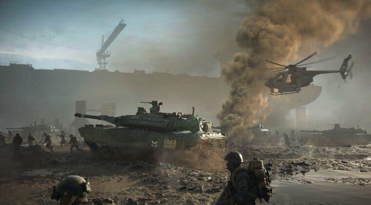 Imagen de Descubre cómo funcionan el pase de batalla y las temporadas en el nuevo Battlefield 2042