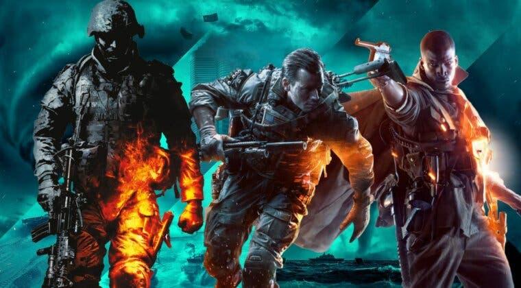 """Imagen de Battlefield 2042 podría incluir un """"remake"""" del multijugador de entregas anteriores"""