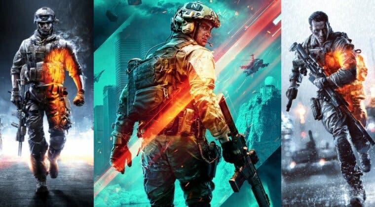 Imagen de BattleHub y los mapas clásicos son justo lo que quiero de Battlefield 2042