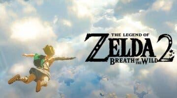 Imagen de The Legend of Zelda: Breath of the Wild 2 reaparece con un gameplay tráiler, fecha aproximada y más