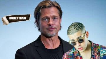 Imagen de Bullet Train: La película de Sony con Brad Pitt y Bad Bunny ya tiene fecha de estreno