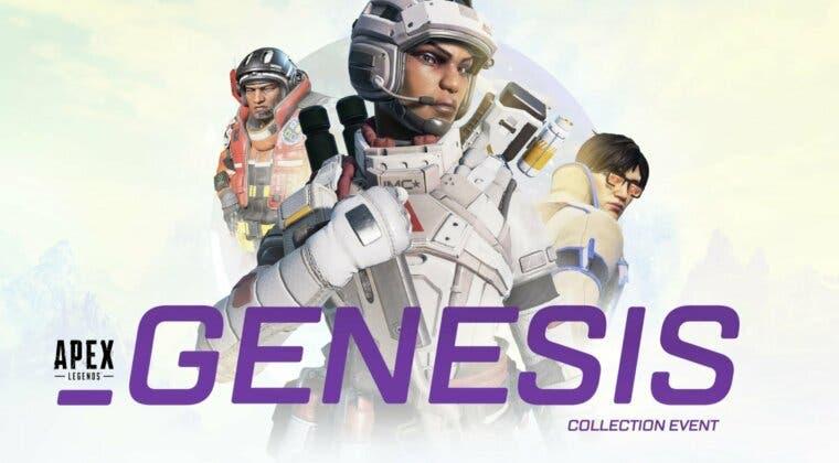 Imagen de Apex Legends trae de vuelta a Villa Calavera... pero al modo Arena: notas del parche del evento de colección Genesis
