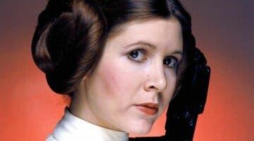 Imagen de Hollywood tendrá una nueva estrella en su Paseo de la Fama: Carrie Fisher hace historia