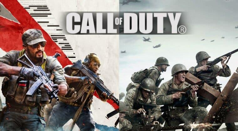 """Imagen de """"Call of Duty: Vanguard es esencialmente Black Ops Cold War con una skin de la Segunda Guerra Mundial"""""""